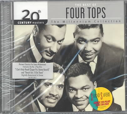 20TH CENTURY MASTERS:MILLENNIUM COLLE BY FOUR TOPS (CD)