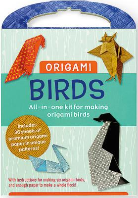 Origami Kit: Birds By Peter Pauper Press (COR)